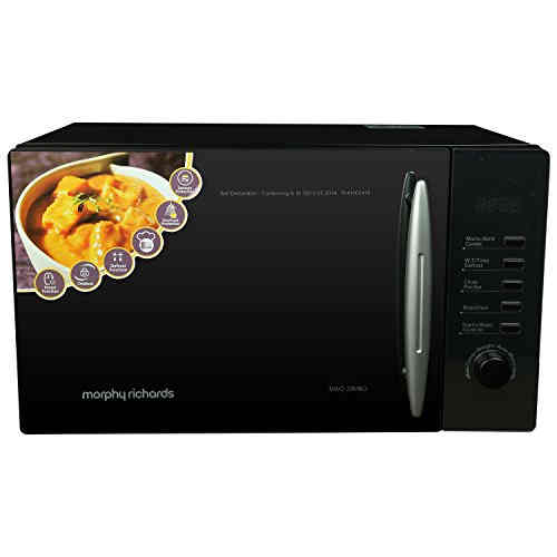 Morphy Richards 20 MBG 20-Ltr Grill Microwave Oven