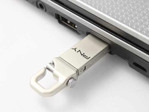PNY Hook Attache 64GB Pen Drive