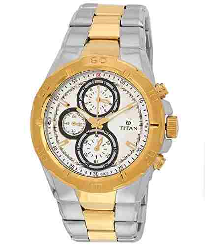 Titan NH9308BM01J Analog Watch (NH9308BM01J)