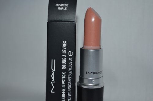 M.A.C Cremesheen Japanese Maple Lipstick 3 GM