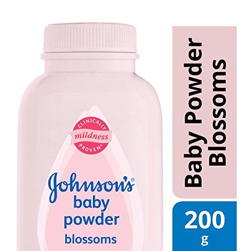 Johnsons Baby Powder Blossoms, 200 gm