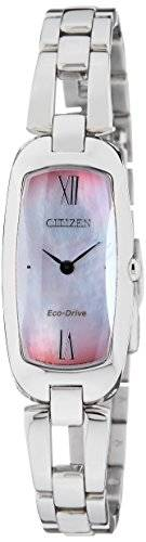 Citizen Eco-Drive EX1100-51D Analog Mother of Pearl Dial Women's Watch