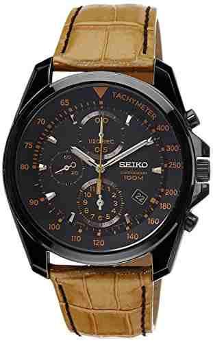 Seiko SNDD69P1 Pilot Aviator Analog Watch (SNDD69P1)