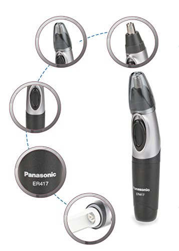 Panasonic ER417 Nose & Ear Hair Trimmer