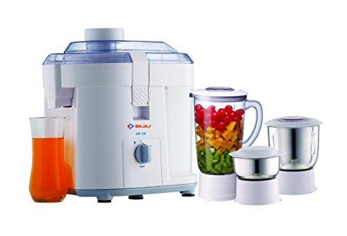 250f54e5be Bajaj JX 10 450W Juicer Mixer Grinder Coupons: Product Offer Price ...
