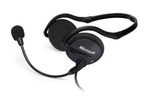 Microsoft Life Chat LX-2000 On-Ear Headset