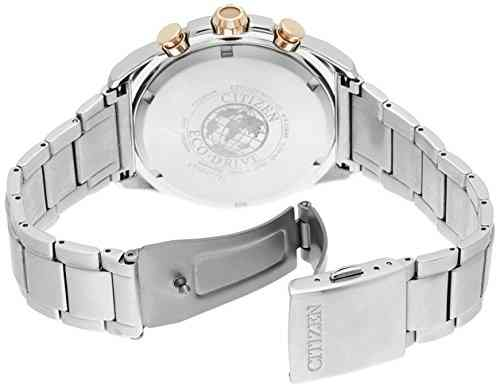 Citizen CA0356-55A Eco-Drive Analog Watch