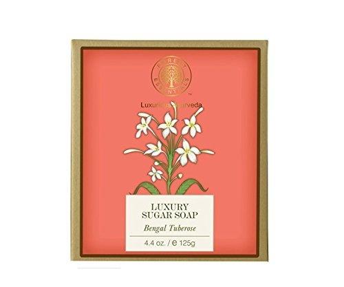 orest Essentials Bengal Tuberose Luxury Sugar Soap 125 GM