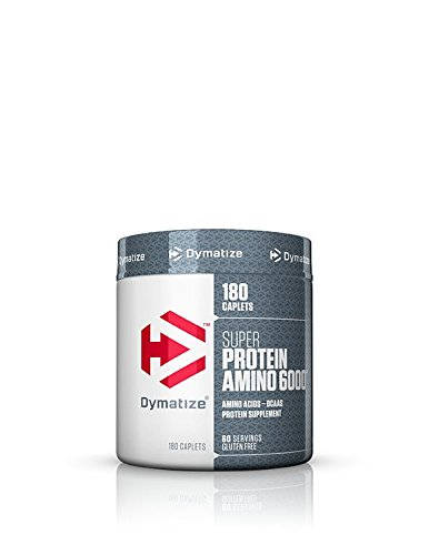 Dymatize Super Amino New Muscle Growth And Recovery 6000mg (180 Capsules)