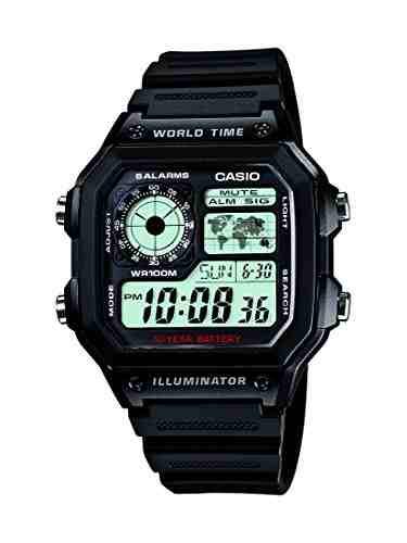 Casio Youth D097 Digital Watch
