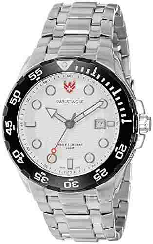 Swiss Eagle SE-9040-22 Special Collection Analog Watch