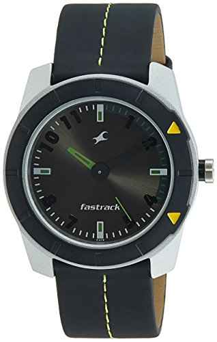 Fastrack NE3015AL02C Essentials Gents Watch