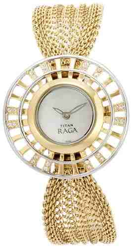 Titan Raga NE9931BM01 Analog Watch