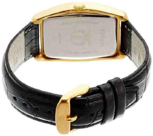 Titan 1527YL04 Tycoon Analog Watch