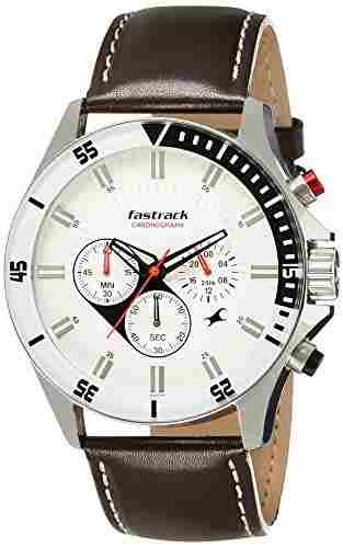 Fastrack 3072SL01 Analog Watch