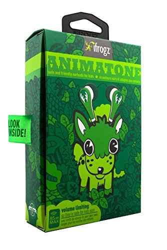 Zagg iFrogz IF-ANE-DER Animatones Ear Buds