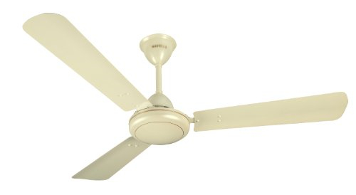 Havells SS390 Metallic 1200 mm Ceiling Fan (Pearl Ivory-Gold)
