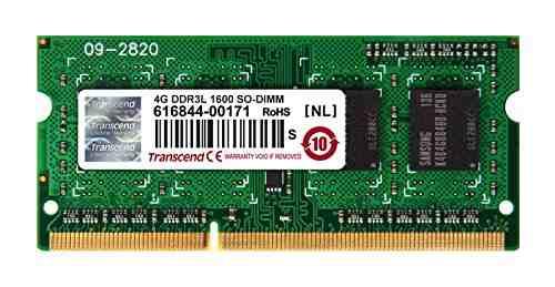 Transcend TS512MSK64W6H DDR3 4GB Laptop RAM