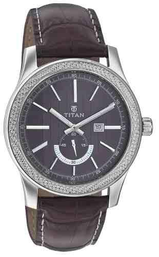 Titan NE9386SL03J Analog Watch