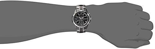 Seiko SSC143 Solar Analog Watch