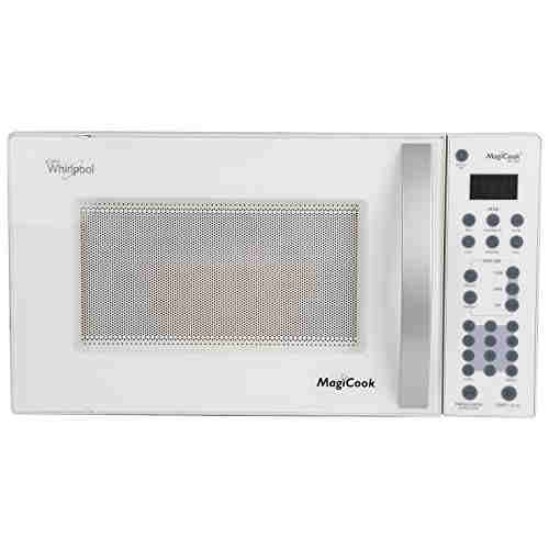 Whirlpool 20 Solo Microwave Oven White