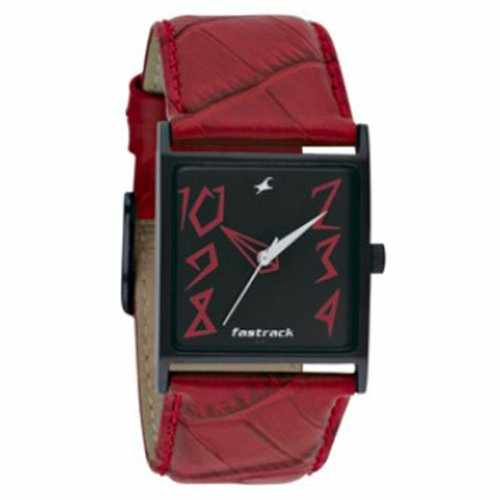 Fastrack NG9735NL01AC Analogue Black Dial Women's Watch (NG9735NL01AC)