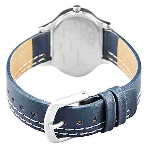Fastrack NE2394SL02 Analog Blue Dial Women's Watch (NE2394SL02)