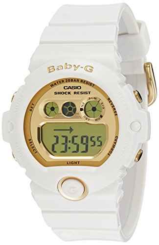 Casio Baby-G BG-6901-7DR (B153) Digital Gold Dial Women's Watch (BG-6901-7DR (B153))