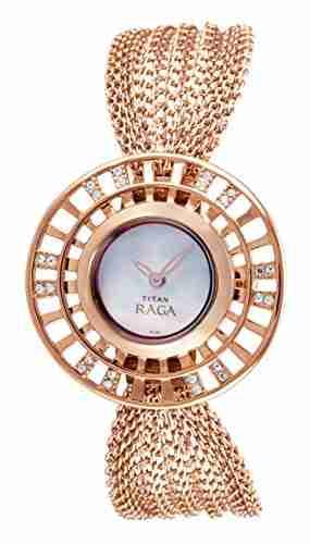 Titan Raga NH9931WM01 Analog Watch