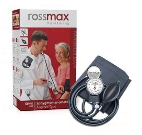 Rossmax GB 102 Upper Arm Manual BP Monitor