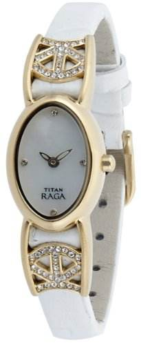 Titan Raga NE9933YL01J Analog Watch