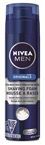 Nivea Men Protect & Care Moisturizing Hydratant Shaving Foam, 200 ML