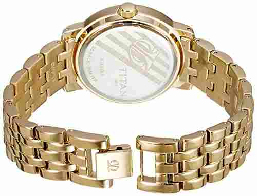 Titan N9743YM01 Analog Watch