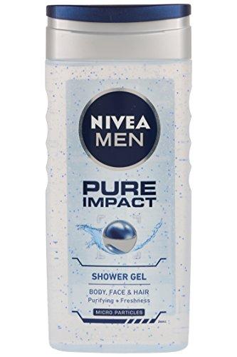 Nivea Men Pure Impact Shower Gel(250 ml)