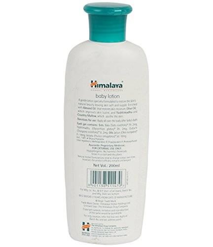 Himalaya Herbals Baby Lotion, 200 ML