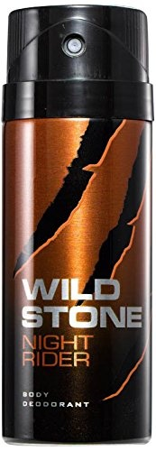 Wild Stone Night Rider Body Deodorant Spray 150 ml