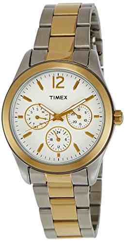 Timex T2P067 E-Class Analog Watch
