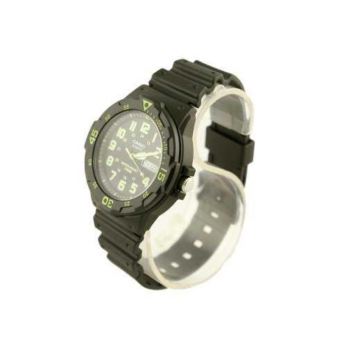 Casio Enticer MRW-200H-3BVDF (A743) Analog Black Dial Men's Watch (MRW-200H-3BVDF (A743))