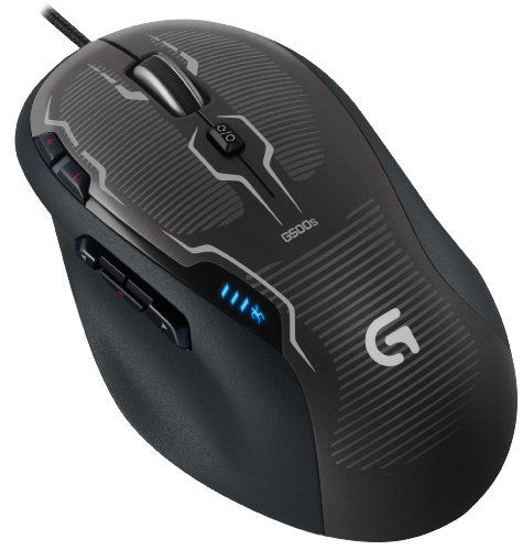 Logitech (910-003602) Gaming Mouse