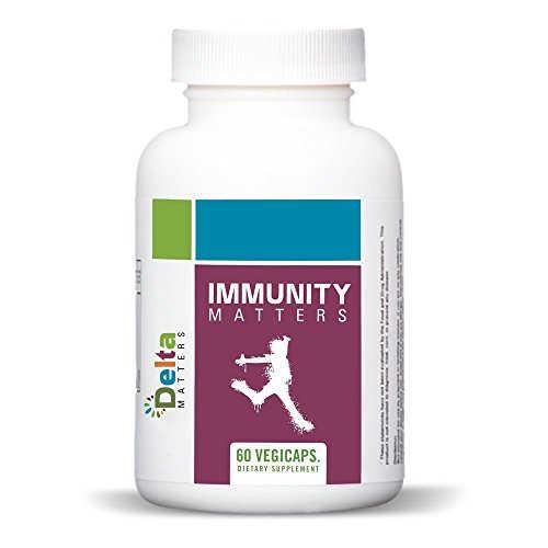 Delta Matters Immunity Matters (60 Vegi Capsules)