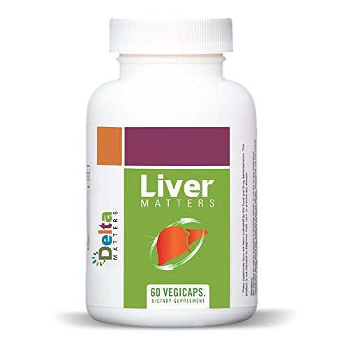 Delta Matters Liver Matters (60 Capsules)