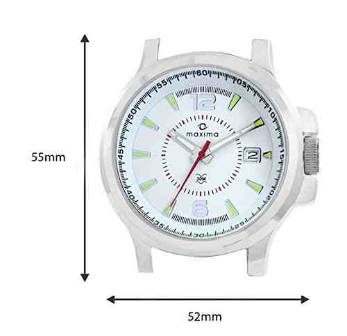 Maxima 24821CMGI Attivo Analog Watch (24821CMGI)