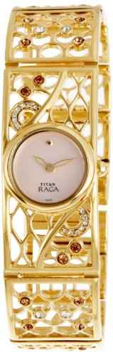 Titan Raga NE9932YM01J Analog Watch