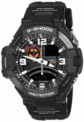 Casio G-Shock G435 Analog-Digital Watch