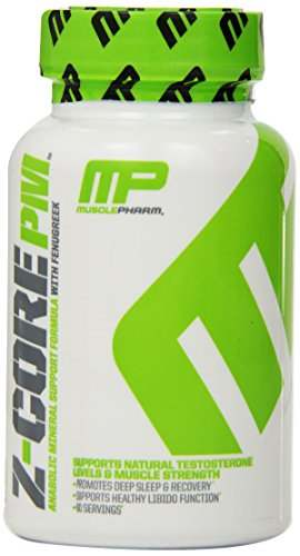 MusclePharm Z Core PM Supplements (60 Capsules)