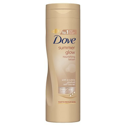 Dove Summer Glow Nourishing Lotion 250ml