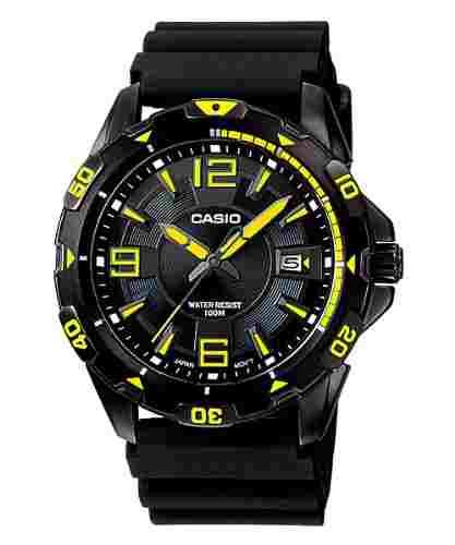 Casio Enticer MTD-1065B-1A2VDF (A501) Analog Black Dial Men's Watch (MTD-1065B-1A2VDF (A501))