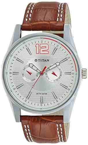Titan Octane NH9322SL06ME Analog Watch (NH9322SL06ME)