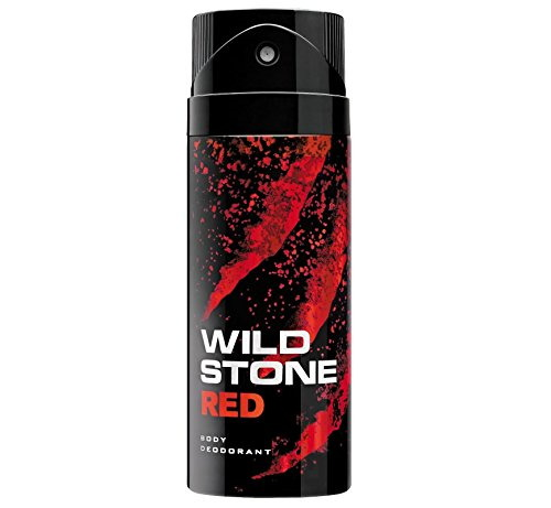 Wild Stone Red Body Deodorant For Men 150 ml