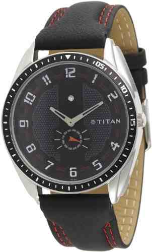Titan NH1582KL02 Tagged Analog Watch (NH1582KL02)